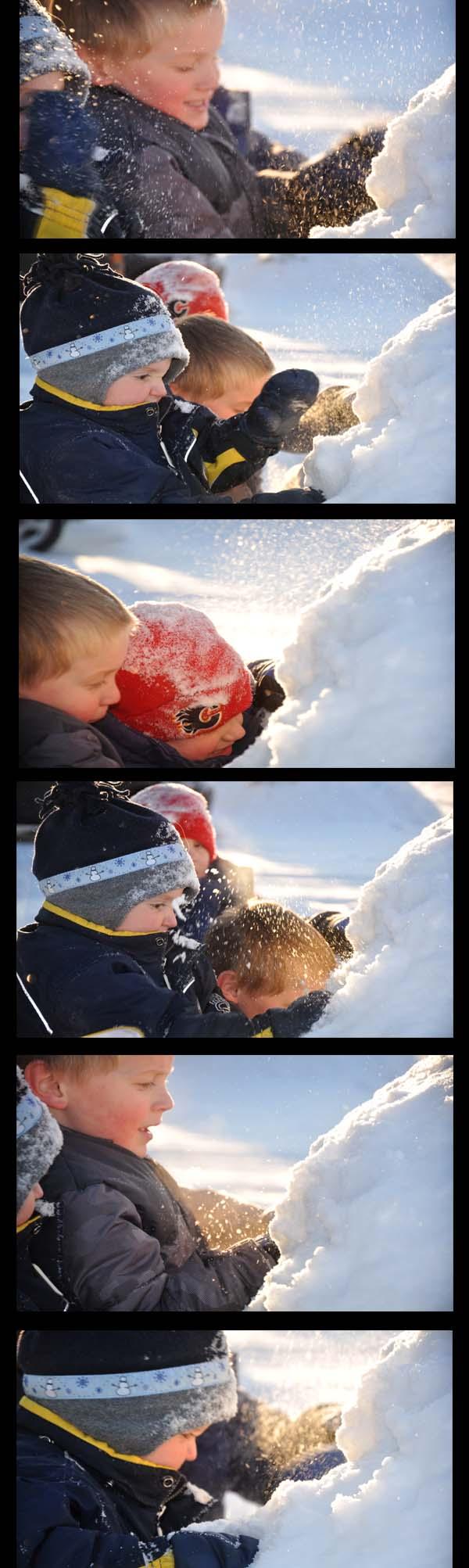 action snow-1