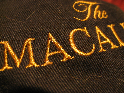 The Macallan Hat