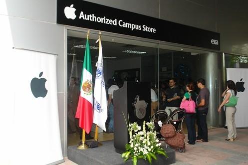 Apple Campus Store Monterrey