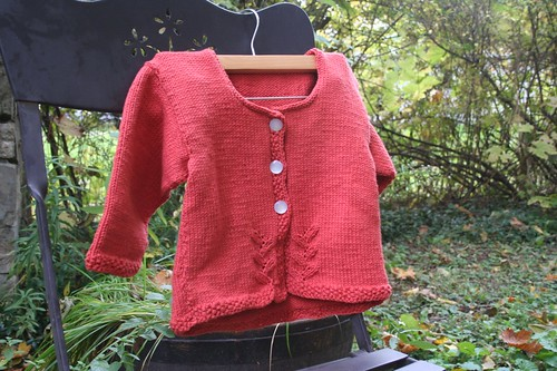 Sophie's Provence Cardigan 004