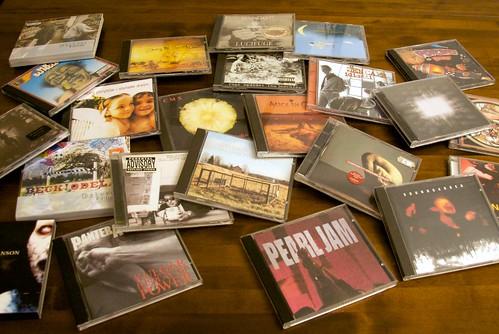 Karsiutuneita levyjä, lähes 90-luvun 5 parhaan joukossa