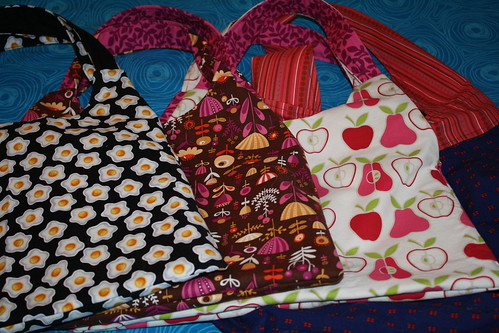 I went a little sewing crazy