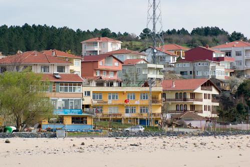 Riva village, istanbul, pentax k10d