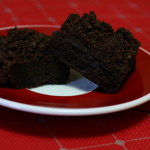 Crumb-Topped Brownies