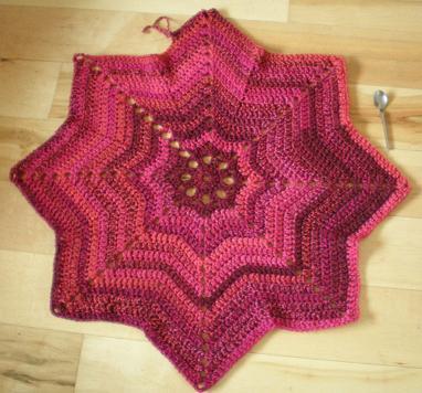 Merry-Go-Round Blanket