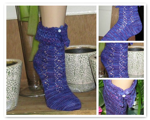 Phlox Socks
