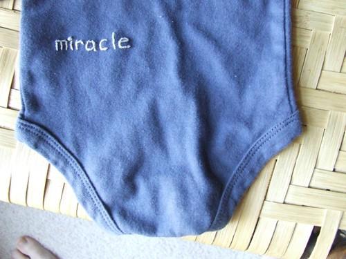 miracle bum