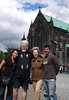 Me, My Dad, Stepmom, Nephew in Glasgow by MyLastBite.com