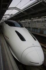 Kyushu Shinkansen Tsubame 800