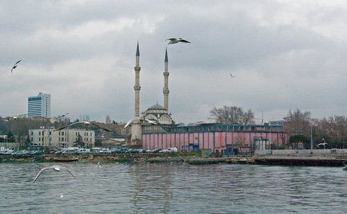 Haydarpasa Camii, Haydarpasa Mosque, Kadikoy, İstanbul, Pentax K10d