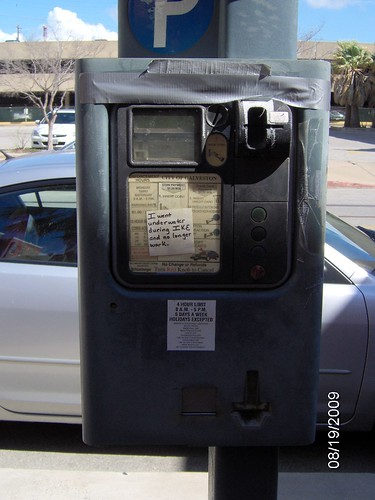 Parking Meter by you.