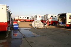 Volunteer and Emergency Response Vehicles