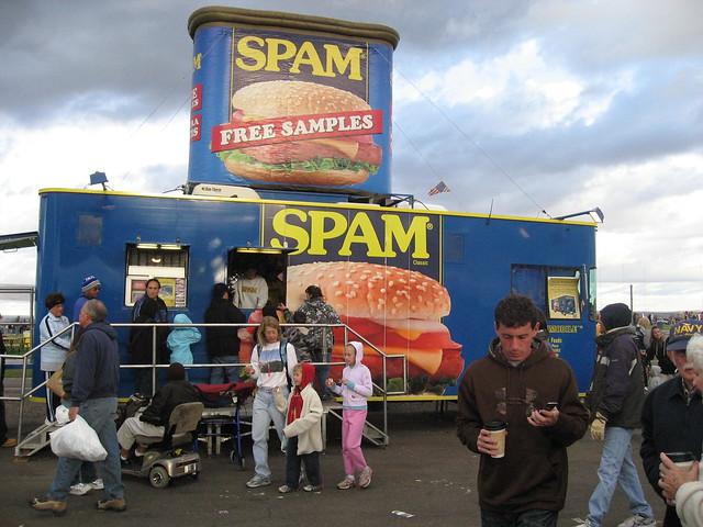 Spam samples