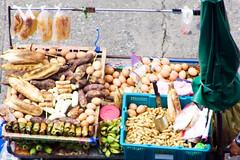 A Street Vendor's Cart