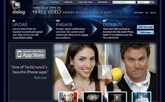 mDialog - Easy Hi-Res video sharing