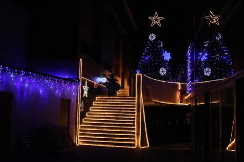 Greystones Theatre at Christmas