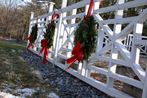 Wreaths Aslant