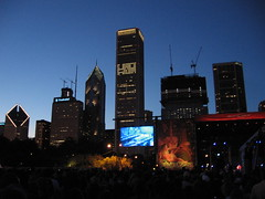 Wilco @ Lollapalooza, Chicago 08/02/08