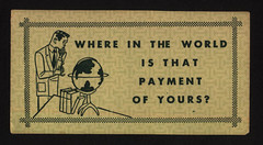 Where in the world Late Payment Reminder