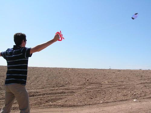 Volando cometas