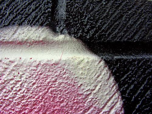 Graffiti on Tiverton Youth Club Wall