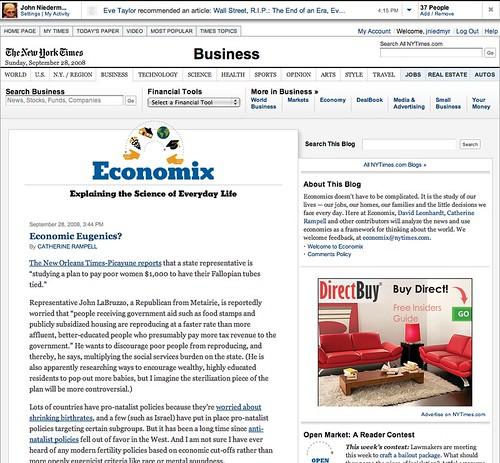 Economix Blog
