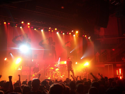 Rise Against at Rams Head Live