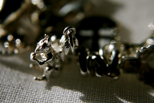 Charm Bracelet: Squirrel