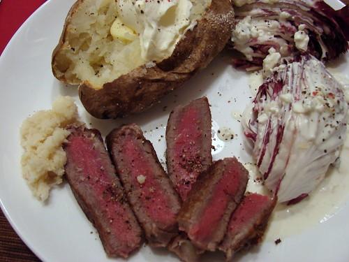 Dinner:  November 14, 2008