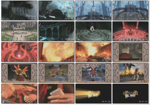 Trailer Final Fantasy Agito XIII pada Jump Festa 2008