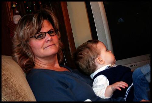 Grandma and Calder