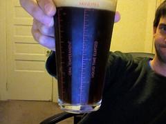 Tasty brown ale