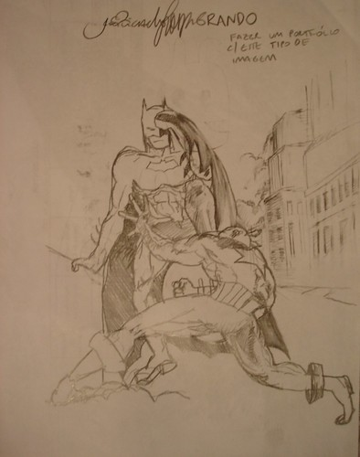 batman vs. captain america