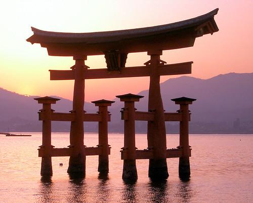 Puerta de Itsukushima