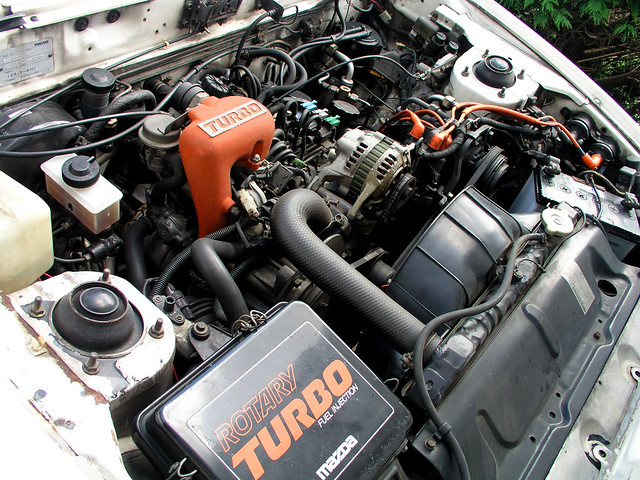 12A Turbo Engine