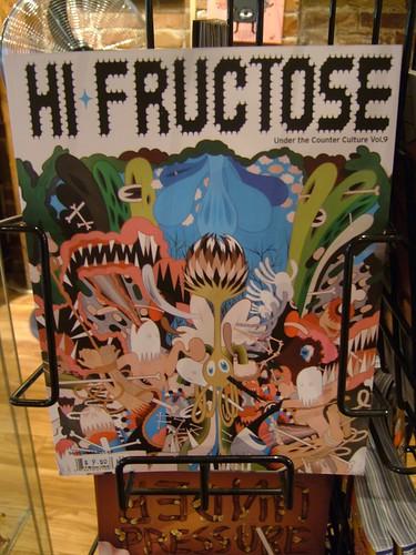 hi-fructose #9