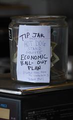 Economic bail-out plan