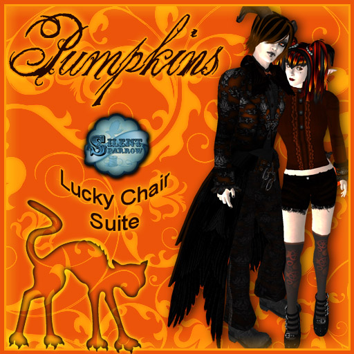 Pumpkins Lucky Chair Suite