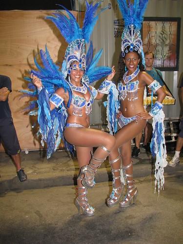 Rio Carnival: no pancakes here