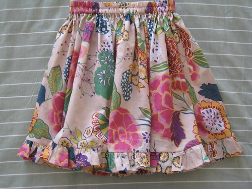 Cup Day Skirt Photo 02 by you.
