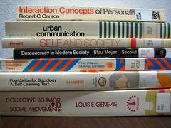 Modern Type & Sociology Books