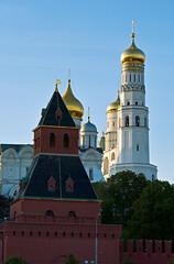 Ivan the Great belltower/ Колокольня Иван Великий