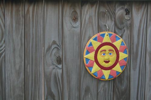Backyard Sun 3