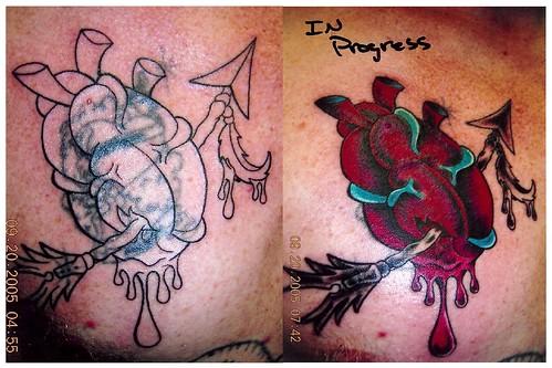 Size:500x500 - 27k: Tree Frog Tattoo