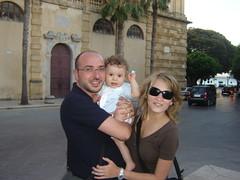 Passeggita in Piazza della Repubblica