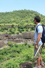 Looking at Ajanta