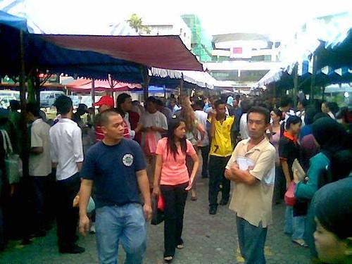 KK Asia City Ramadhan Bazaar 2