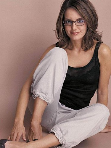 Tina Fey tank top