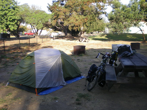 Carpenteria Campground