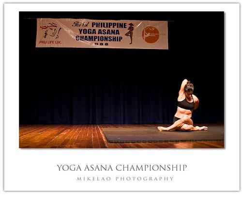 Yoga Asana Championship